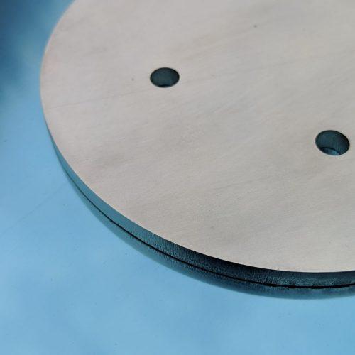 SUS304 t6.0 レーザー加工