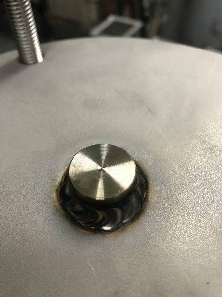 SUS310溶接