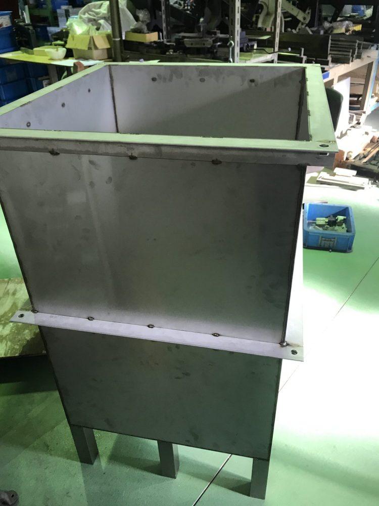 ステンレス水槽 製作